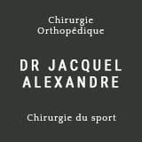 Logo Dr Jacquel - Orthopédiste grenoble